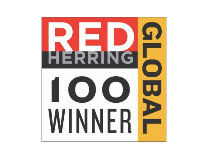 2018 Red Herring Global Top 100 Winner