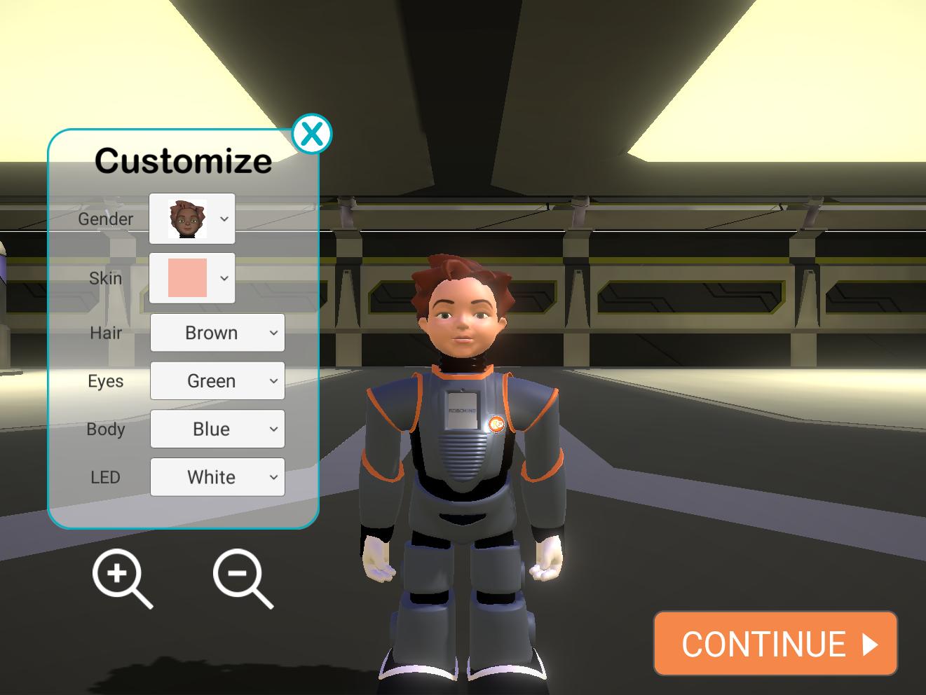 Unity Avatar Customization