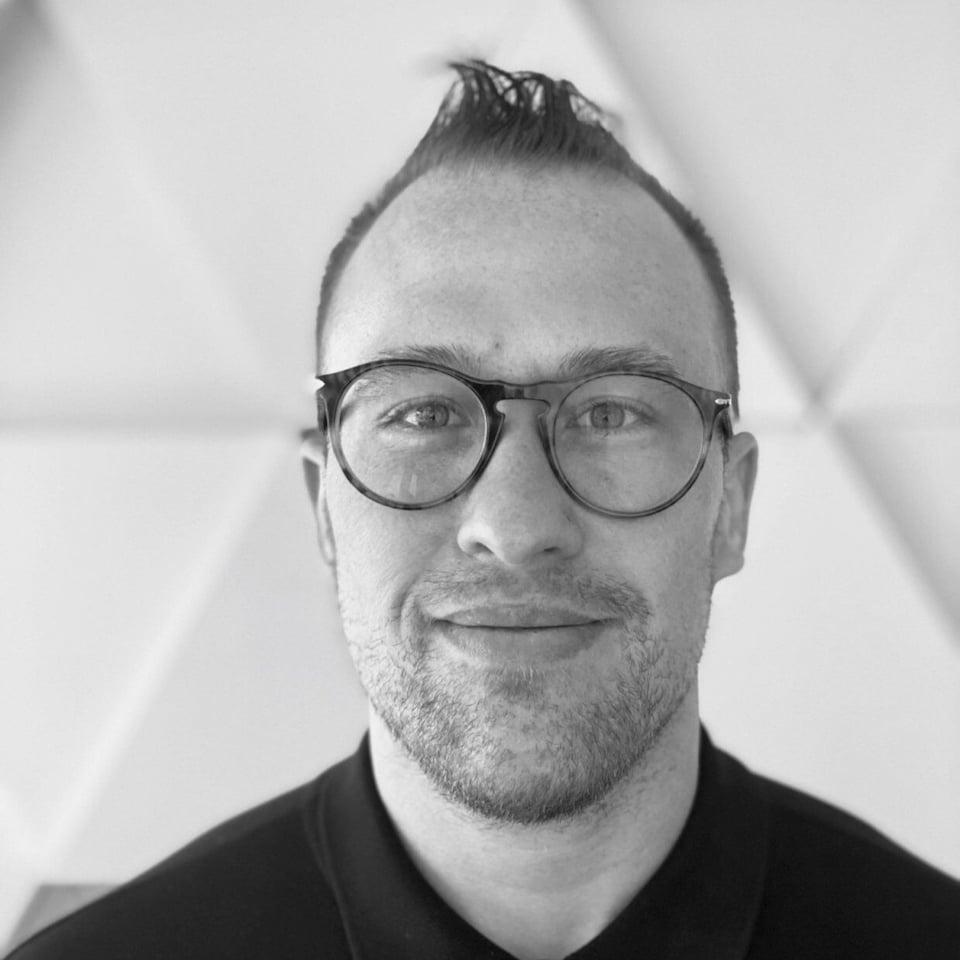 Matt Barber, VP Partnerships RoboKind