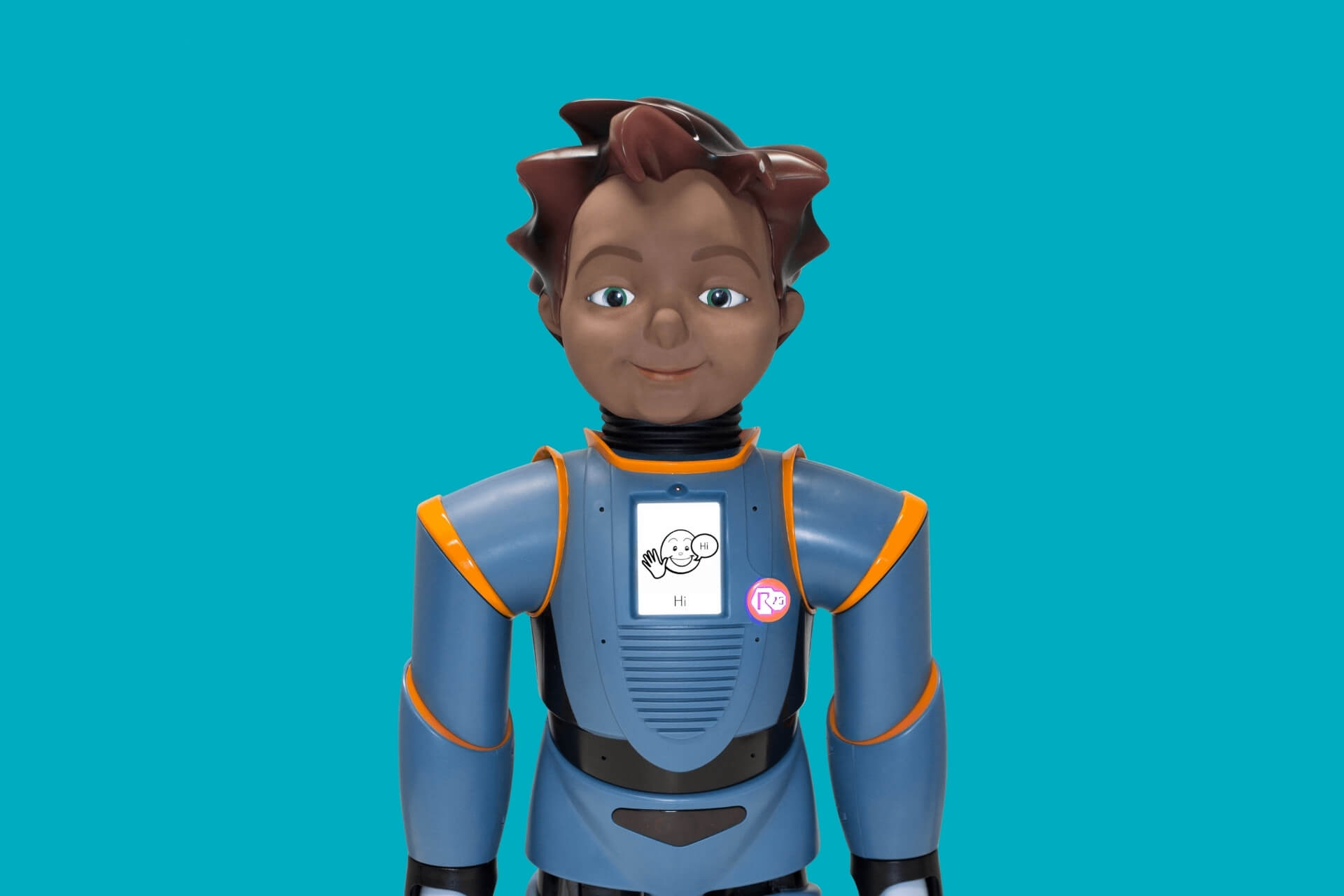 Carver, Assistive Robot for Students With ASD