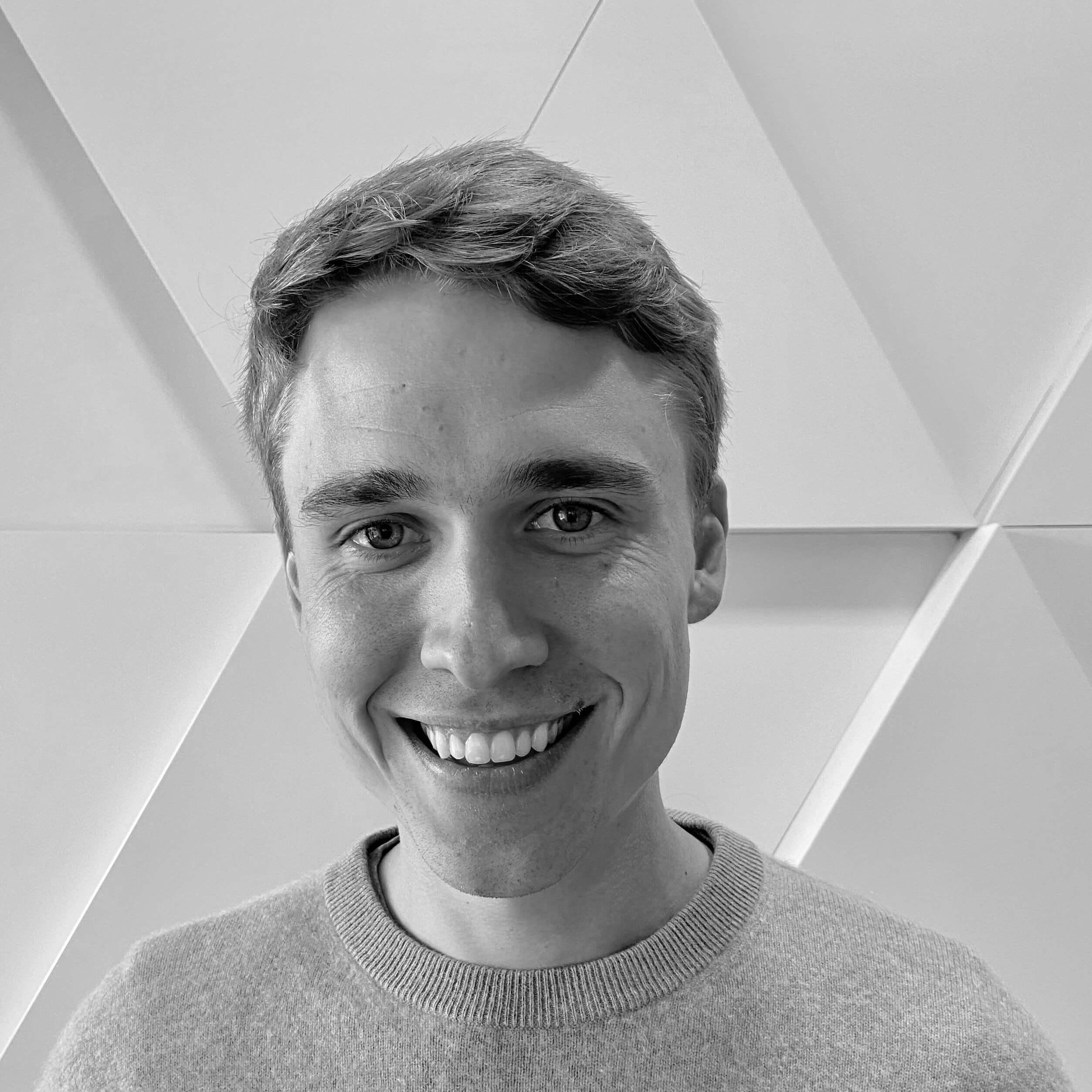 Daniel Gerow, Sr. Director Marketing & Communications