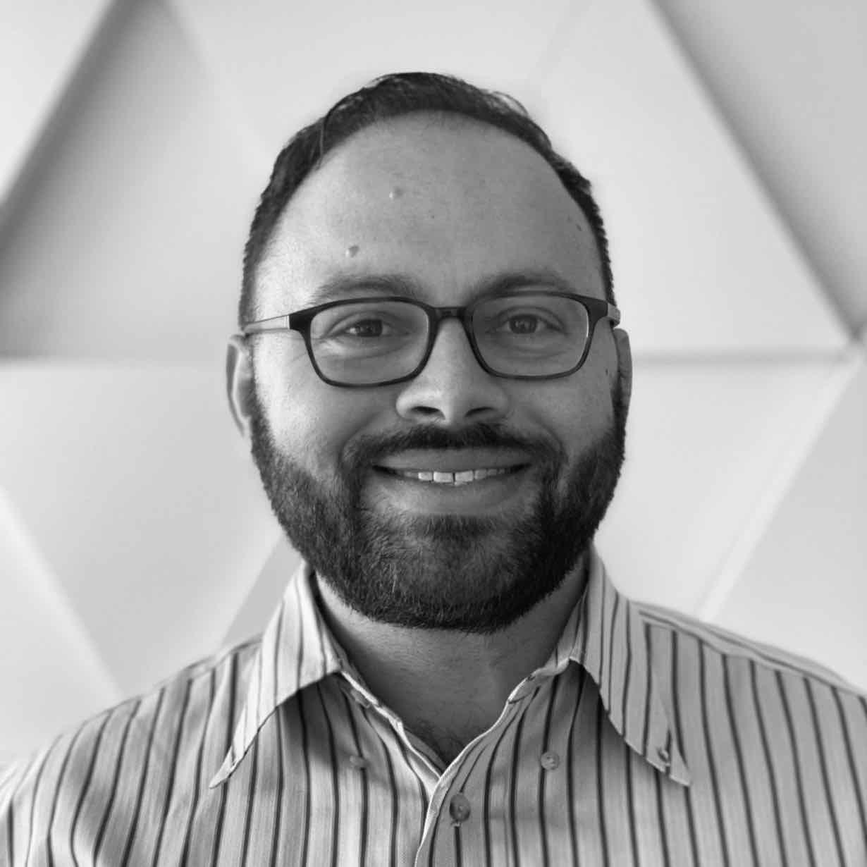 Richard Margolin, Found & Chief Technology Officer