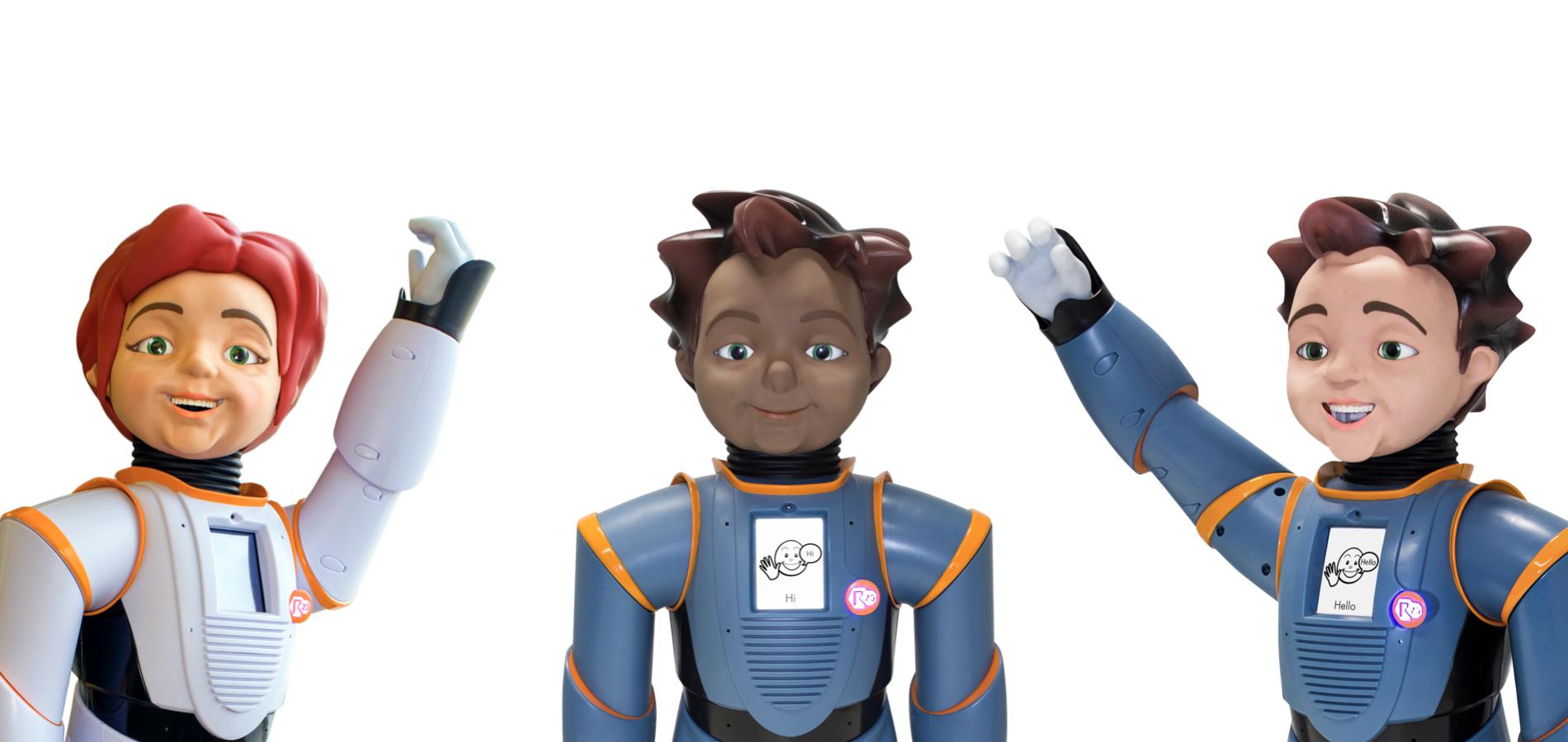 Advanced social robots for educators.